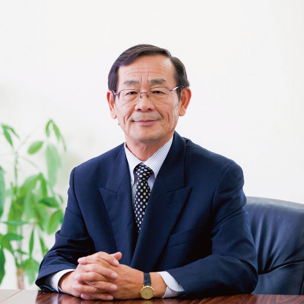 株式会社みつ印刷代表取締役、近藤稔の写真