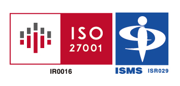 iso27001・ISMS ISR029のロゴ